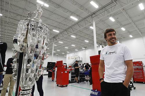 Alonso spera di passare il rookie test nella prima uscita a Indianapolis