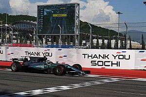 Los horarios del Gran Premio de Rusia de Fórmula 1