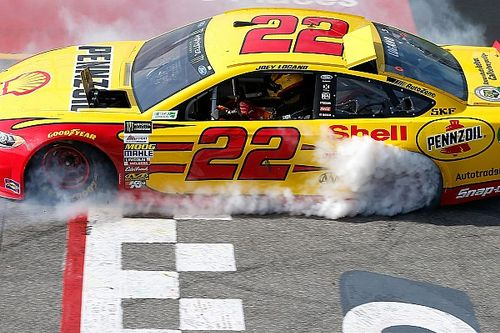 "Logano's Cup win at Richmond declared an ""encumbered finish"""