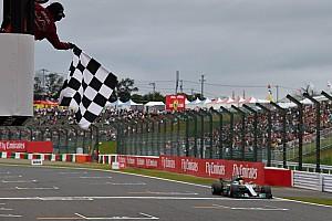 F1 Reporte de la carrera Hamilton aprovecha otro drama de Vettel en Japón y acaricia el título