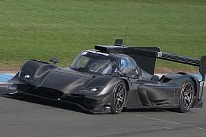 IMSA Nieuws Foto's: Team Joest doet shakedown met Mazda RT24-P op Donington