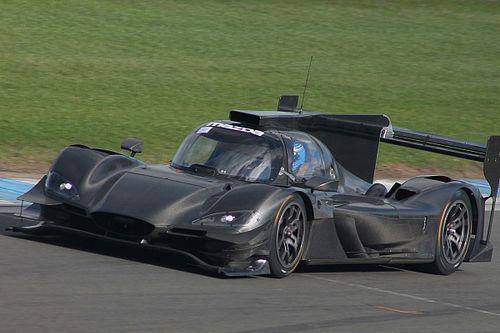 Foto's: Team Joest doet shakedown met Mazda RT24-P op Donington