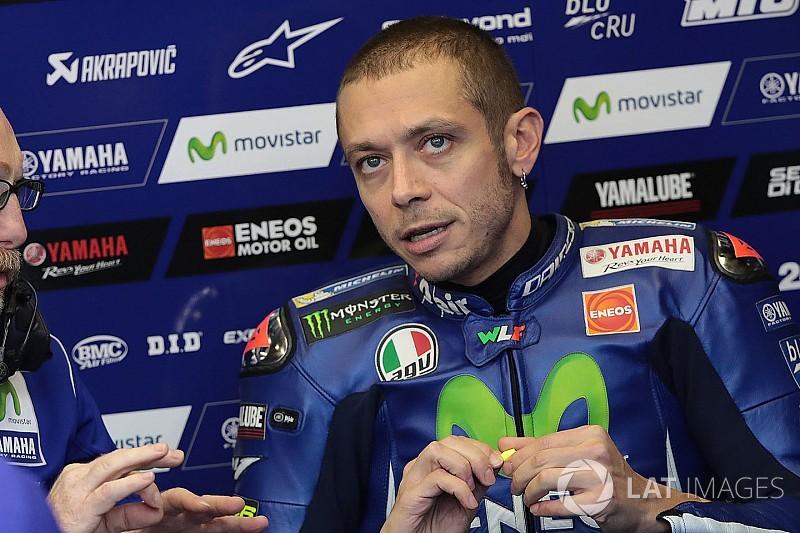 Perjudian ban di Q2 tak untungkan Rossi