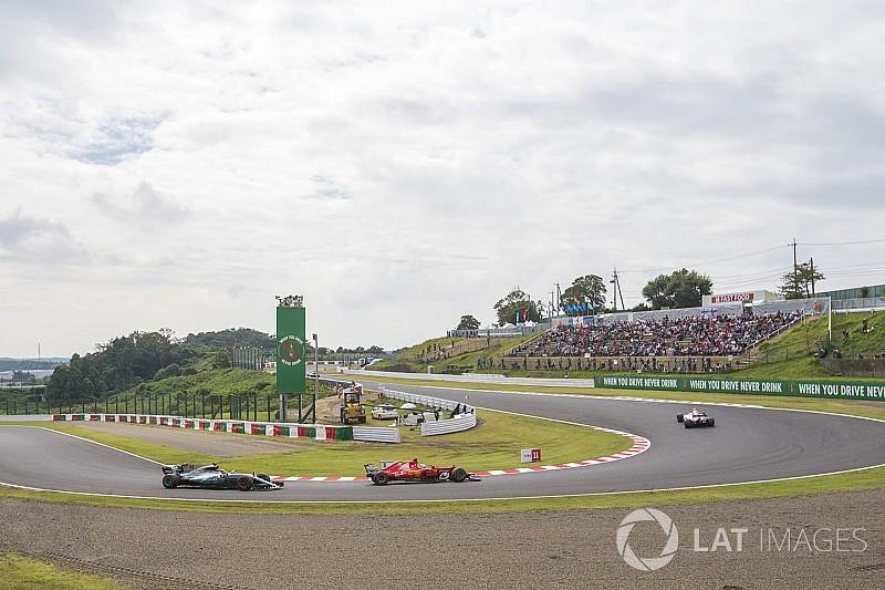 Formel 1 Suzuka 2017: Das Rennen im Formel-1-Liveticker