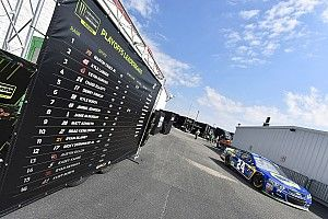 Chase Elliott enters Talladega the top driver in points without a win