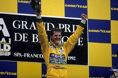 GALERÍA: Los 110 ganadores en la historia de la Fórmula 1