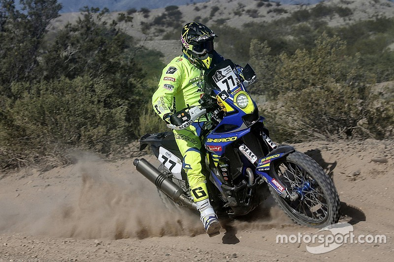 Aravind KP reflects on eye-opening maiden Dakar run