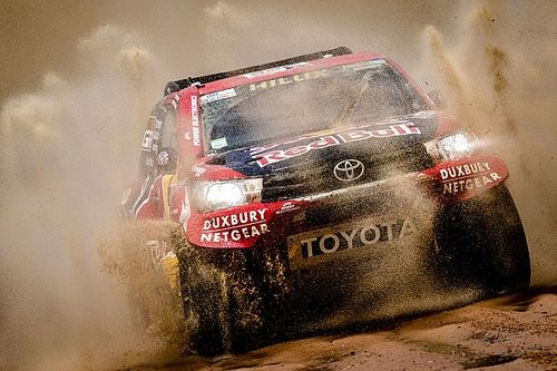 "Toyota's horror day a reminder of Dakar's ""cruel"" nature"