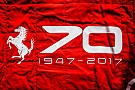 Motorsport Report: Ferrari святкує 70-річний ювілей