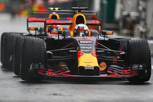 Ricciardo admits he