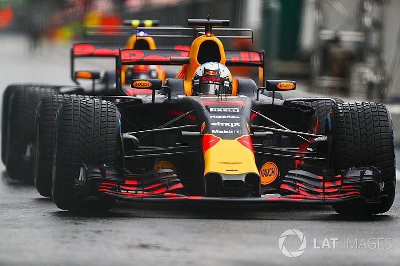 Ricciardo reconoce que hubo veces que lo superó la presión de Verstappen