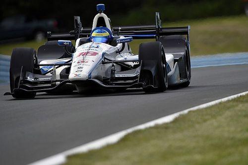 Watkins Glen IndyCar: Bourdais tops wet raceday warm-up