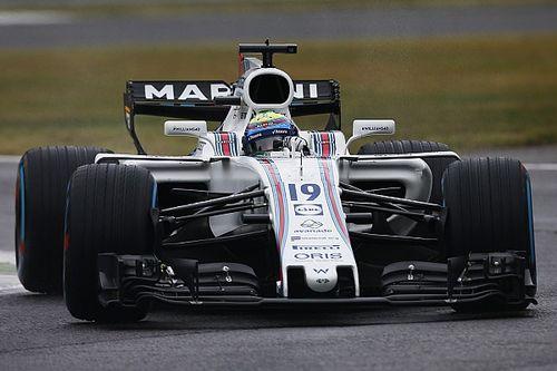 Foi bom, mas queria estar na posição do Stroll, diz Massa