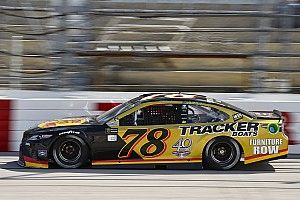 Truex clinches regular season title with Stage 2 win at Darlington