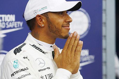 Hamilton, Schumacher'in rekorunu kırdığı 'destansı günü' kutluyor