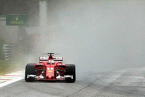 Vettel está desconcertado por el rendimiento de Ferrari