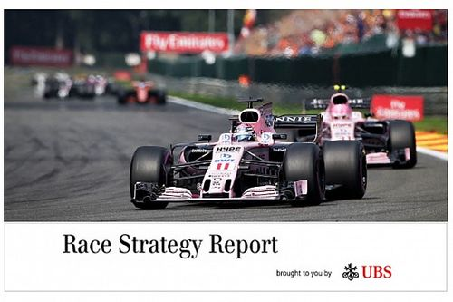 Race strategy report: James Allen's Belgian GP analysis