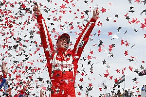 IndyCar Breaking news Bourdais stunned by amazing IndyCar last-to-first win