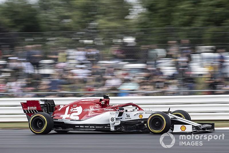 LIVE Formel 1: GP von Deutschland, Freies Training 1