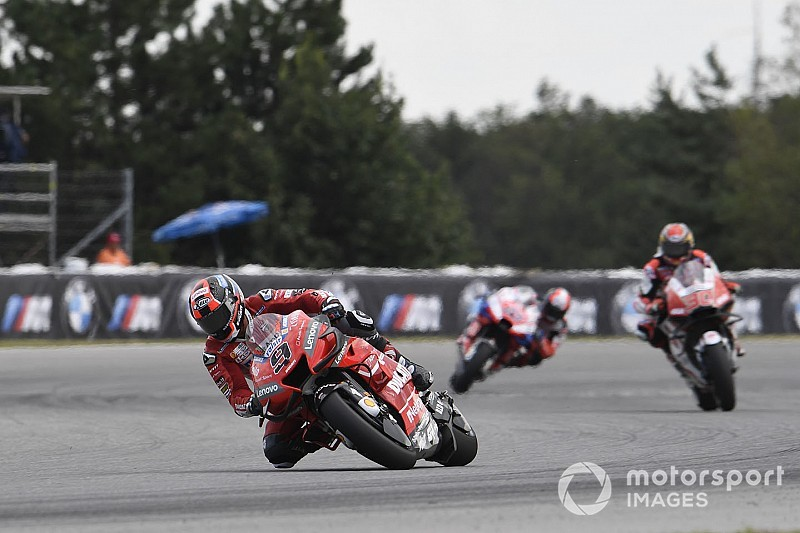"Petrucci ""can't afford"" more bad races like Brno"