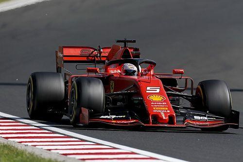 Setelah awal musim sulit, Ferrari akui butuh liburan