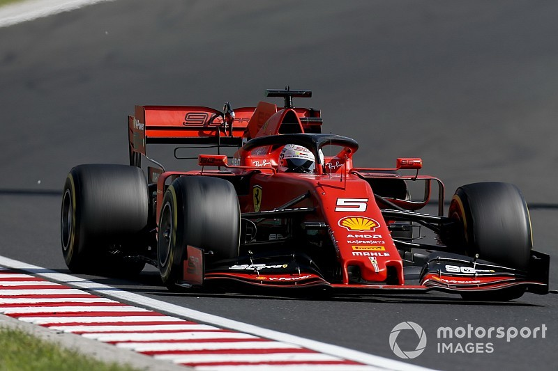 "Ferrari feels it's the ""right time to have some holiday"""