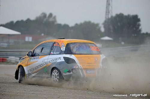 Poprawiony Opel Nagraby