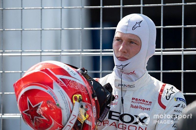 Gunther probará con BMW en la Fórmula E