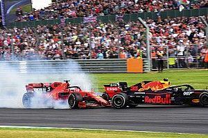 """Brundle: """"Is Vettel reactie- en inschattingsvermogen kwijt?"""""""