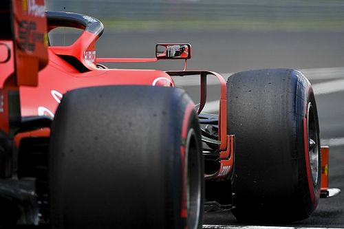 "F1's current process for deciding tyre spec ""wrong"" - Ferrari"