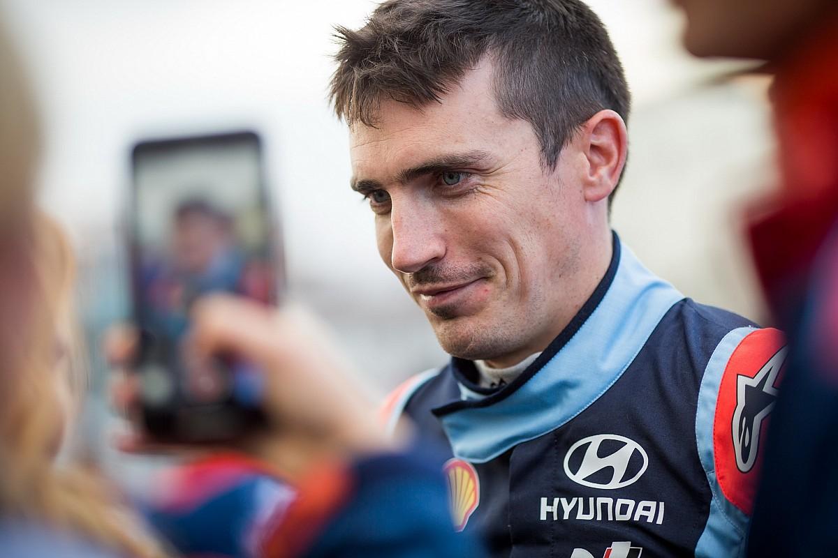WRC: Hyundai pensa di schierare Breen anche al Rally Galles GB