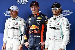 Starting Grid F1 GP Hongaria 2019