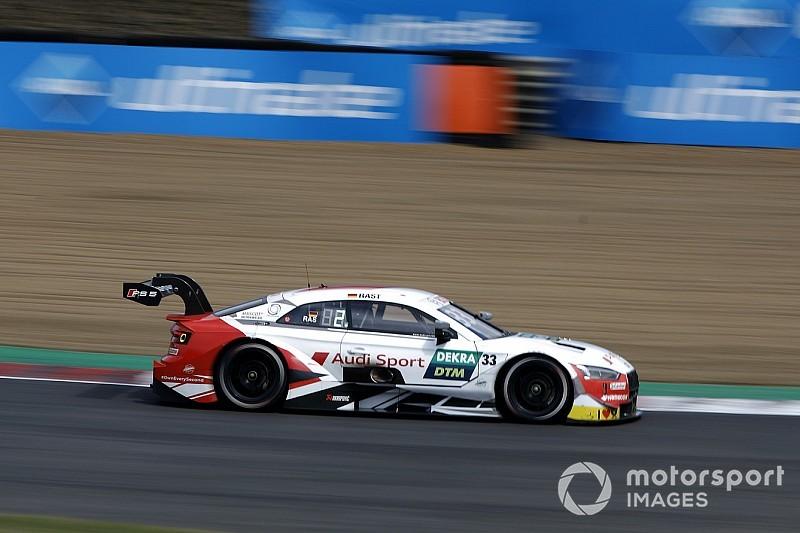 René Rast illumina Brands Hatch con la Pole Position per Gara 2