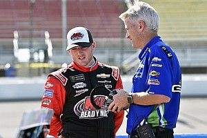 Cup crew chief Matt Borland indefinitely suspended by NASCAR