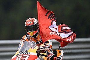 Marquez attól félt, bukhat, miután motorja összeakadt Doviziosóéval