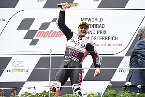 Red Bull Ring Moto3: Fenati scores first win since return