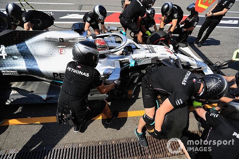 A Német Nagydíj hivatalos F1-es rajtrácsa: sima Hamilton-győzelem?