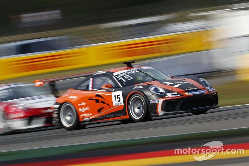 Porsche Mobil1 Supercup Hockenheim: Pole pozisyonu Ten Voorde'nin, Ayhancan 10.