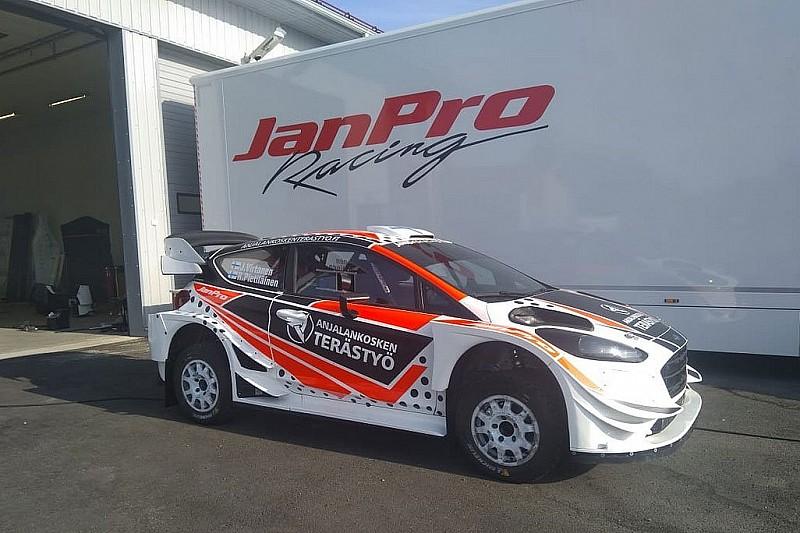 Virtanen wsiada do Fiesty WRC