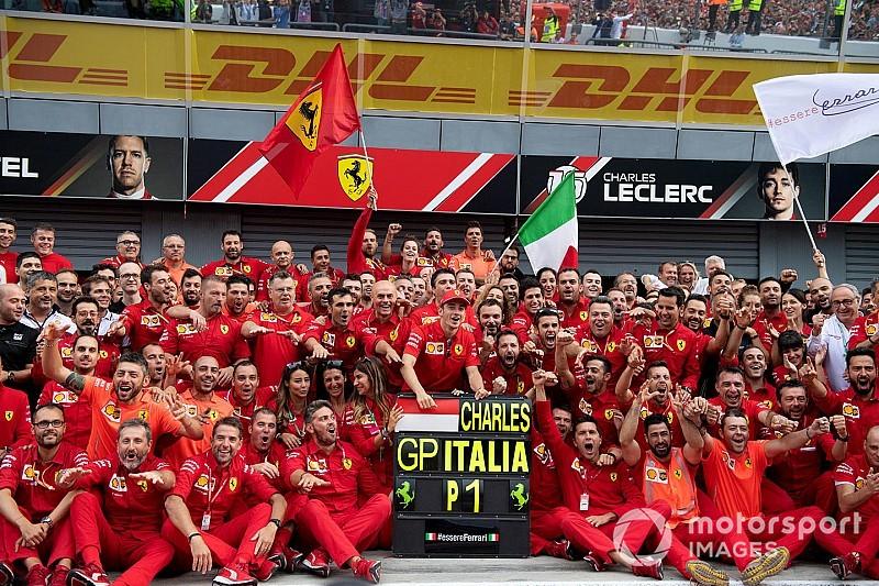 法拉利将在剩余赛季全力创造胜利机会