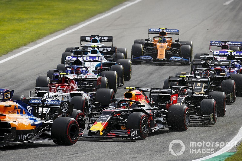 F1 gears up for decisive Paris meeting on 2021 rules
