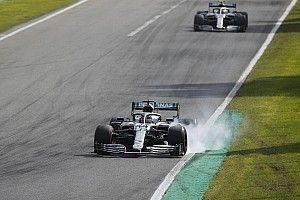 """Mercedes n'avait pas """"les bonnes armes"""" à Spa et Monza"""