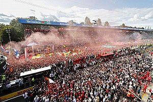 Leclerc: los demás equipos envidian los aficionados que tiene Ferrari