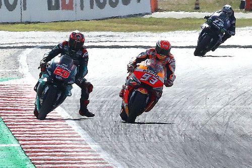 MotoGP Misano 2019: Marquez fängt Quartararo in letzter Runde ab