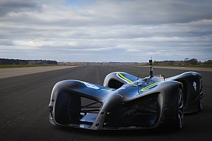 Roborace entre officiellement au livre Guinness World Records