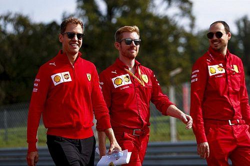 Ha Vettel magával viszi Newey-t a Ferrarihoz, már többszörös bajnok lenne velük?