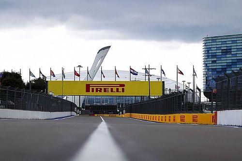 LIVE F1, GP di Russia: Libere 1