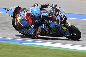 Moto2, Motegi, Libere 2: Marquez davanti alle KTM, quarto Marini