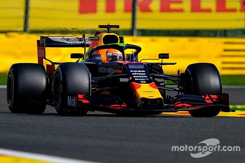 Verstappen to start Italian GP from back of the grid