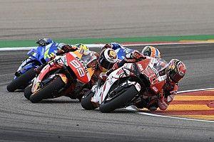 Положение в зачете MotoGP после ГП Таиланда